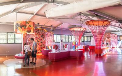 Le Musée du bonbon HARIBO communique dans les boulangeries pendant les vacances d'été