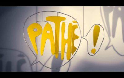 Le Cinéma Pathé est présent sur des sous-bocks dans les bars de Lyon pour promouvoir ses salles