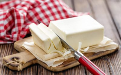 Planta Fin s'expose dans les boulangeries de France en sac à pain publicitaire pour promouvoir leur margarine