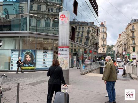 Une visibilité accrue pour les Derniers Couchés grâce à une communication originale sur Lyon