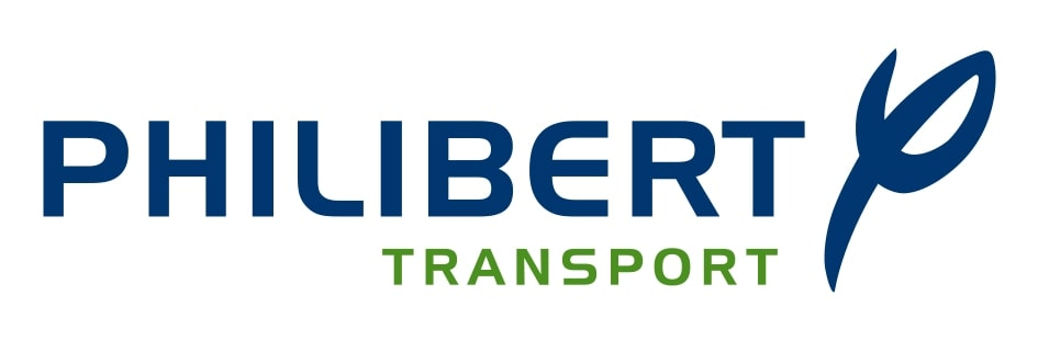 Logo de Philibert Transport - Annonceur du Groupe Com'Unique