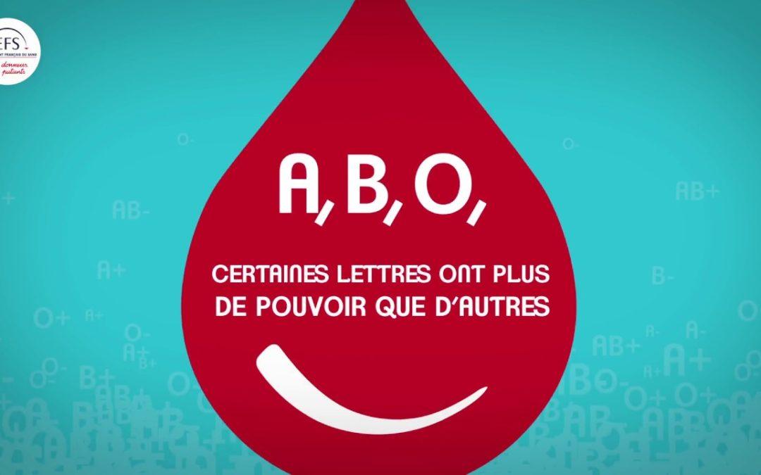 L'établissement Français du Sang lance le Missing Type pour sensibiliser les populations à donner leur sang