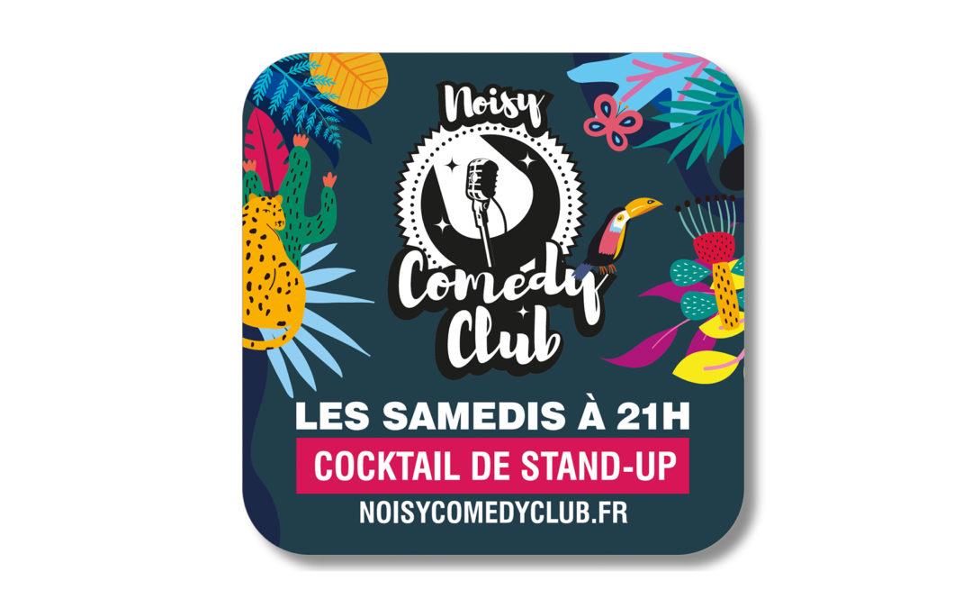 Le Noisy Comedy Club fait son show dans les bars !
