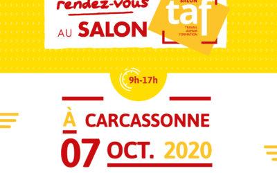 La région Occitanie promeut le salon TAF de Carcassonne