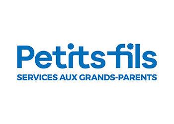 Les sacs à pharmacie publicitaire pour promouvoir les services d'aide à domicile Petit-fils