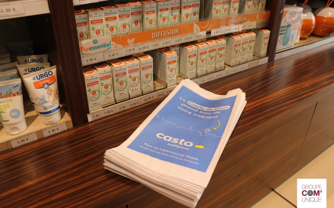 Castorama sac à pharmacie