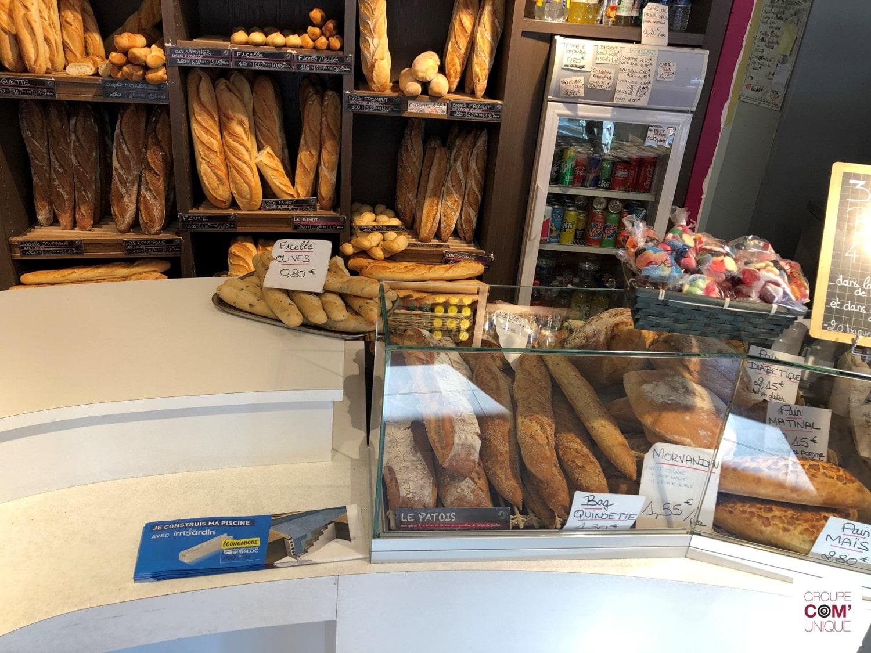 Irrijardin - Sac à pain publicitaire - Groupe Com'Unique -min