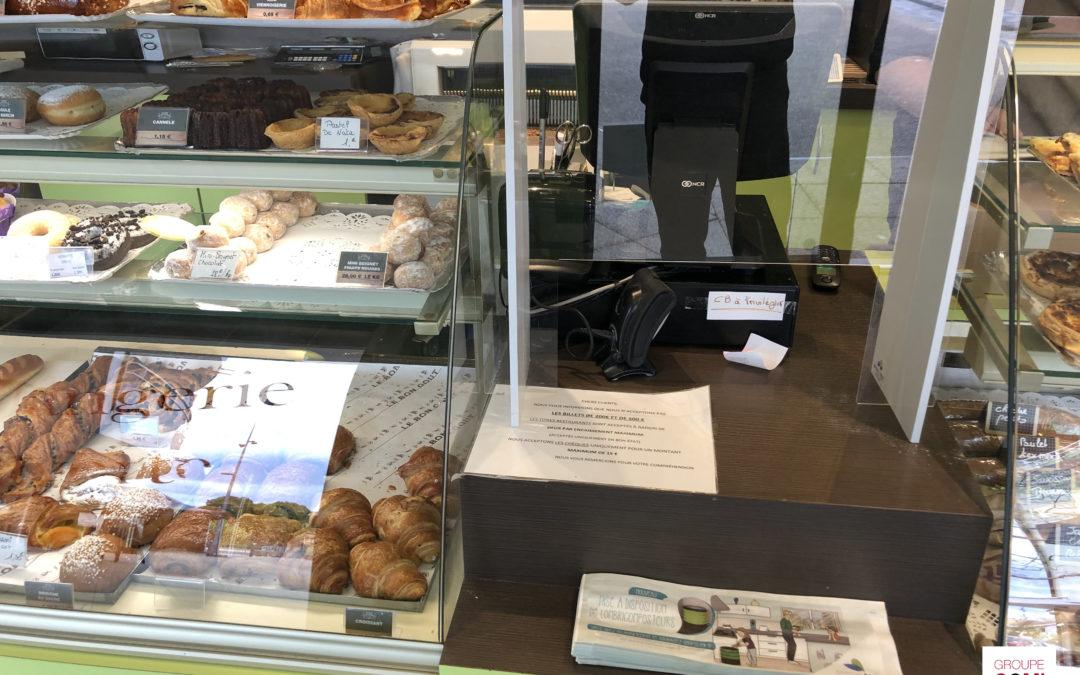Le sac à pain publicitaire au service d'Annemasse Agglo et de son initiative de distribuer gratuitement des lombricoposteurs